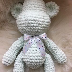 Other - crochet handmade gloomy bear
